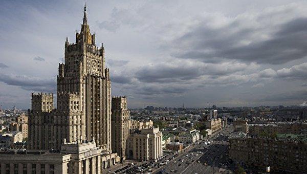 МИД России обратился с требованиями к США https://t.co/vJf9yvLiLB