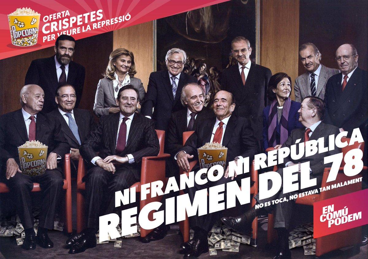 El 21-D • NI FRANCO NI REPÚBLICA • Regim...