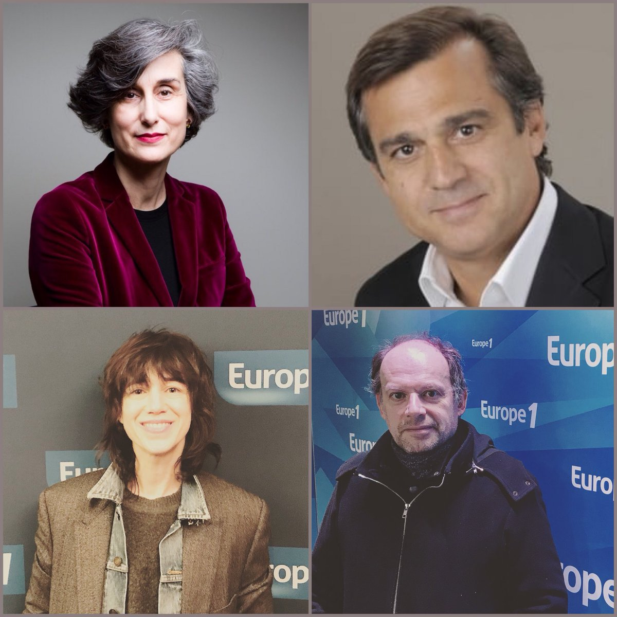 La Promesse De Noel.Europe 1 On Twitter 1 Sylvia Desazars Politologue