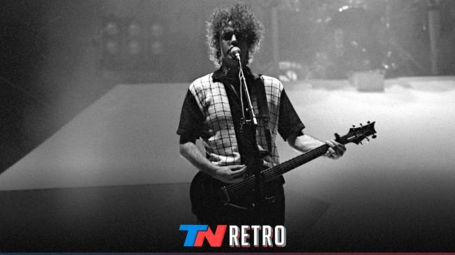 #TNRetro | Soda Stereo puso en la 9 de Julio todo 'el calor de las masas' https://t.co/08yoeYg9lO