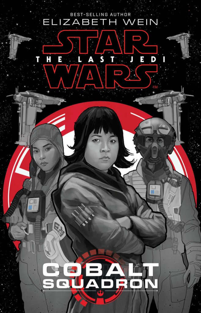 Rose Tico stars in the upcoming book, Cobalt Squadron. Here's a special preview. #TheLastJedi https://t.co/Jz2FpsFJkD