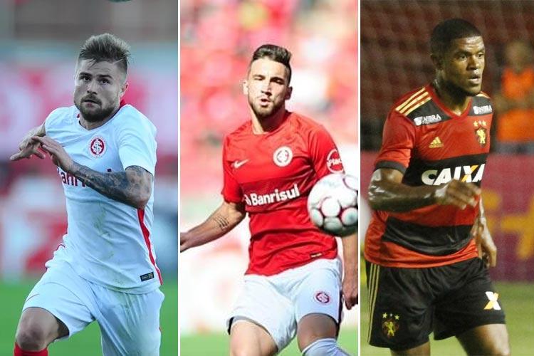Por empréstimo, #Sport adianta troca com Internacional de Rithely por Eduardo Sasha, Ortiz e Anselmo https://t.co/MRxEWVHukW