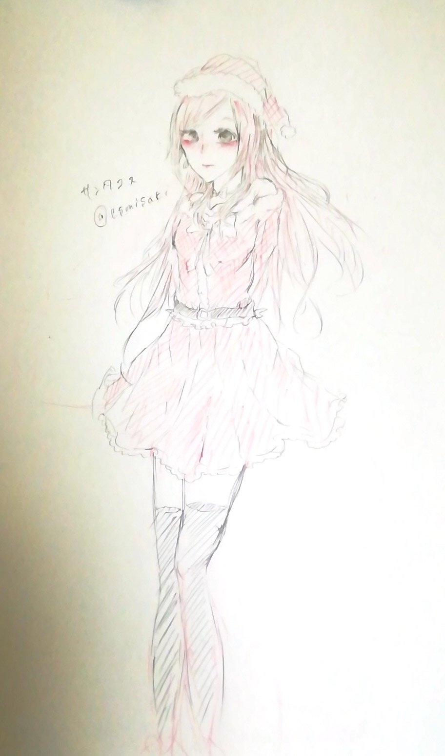 みさき[39/100] (@esmisaki)さんのイラスト