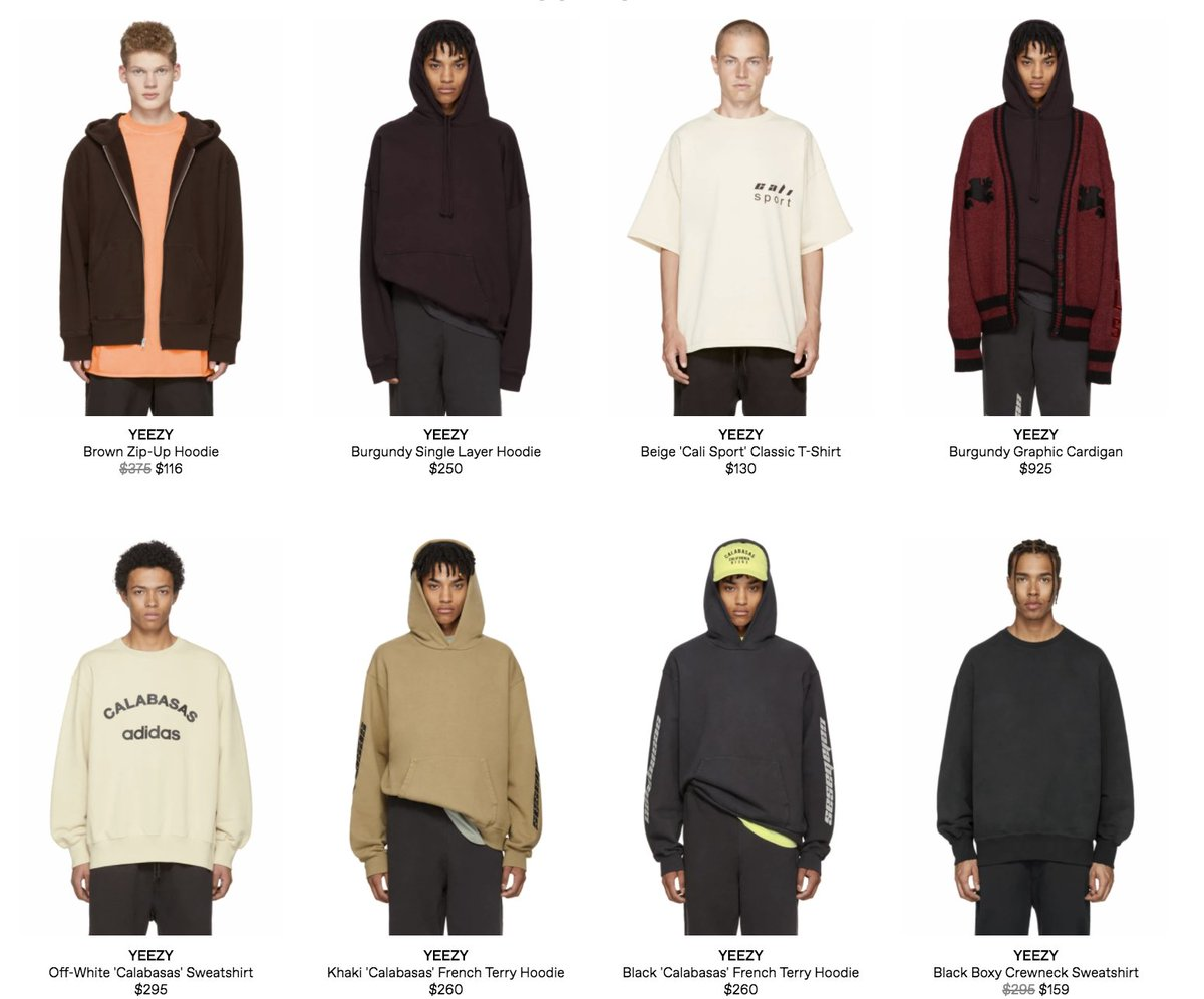 Khaki 'Calabasas' French Terry Hoodie Cost Many Kinds Of Online e3elAj6Gw