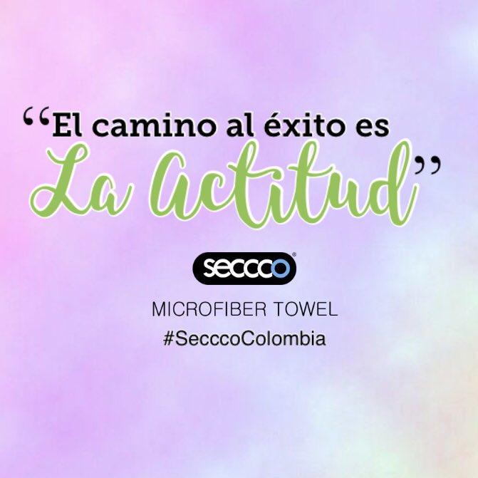 RT @seccco_colombia: #FelizSábado para todos aquellos que se identifican con esta frase  #SecccoColombia te acompaña https://t.co/BIBxovC5GX