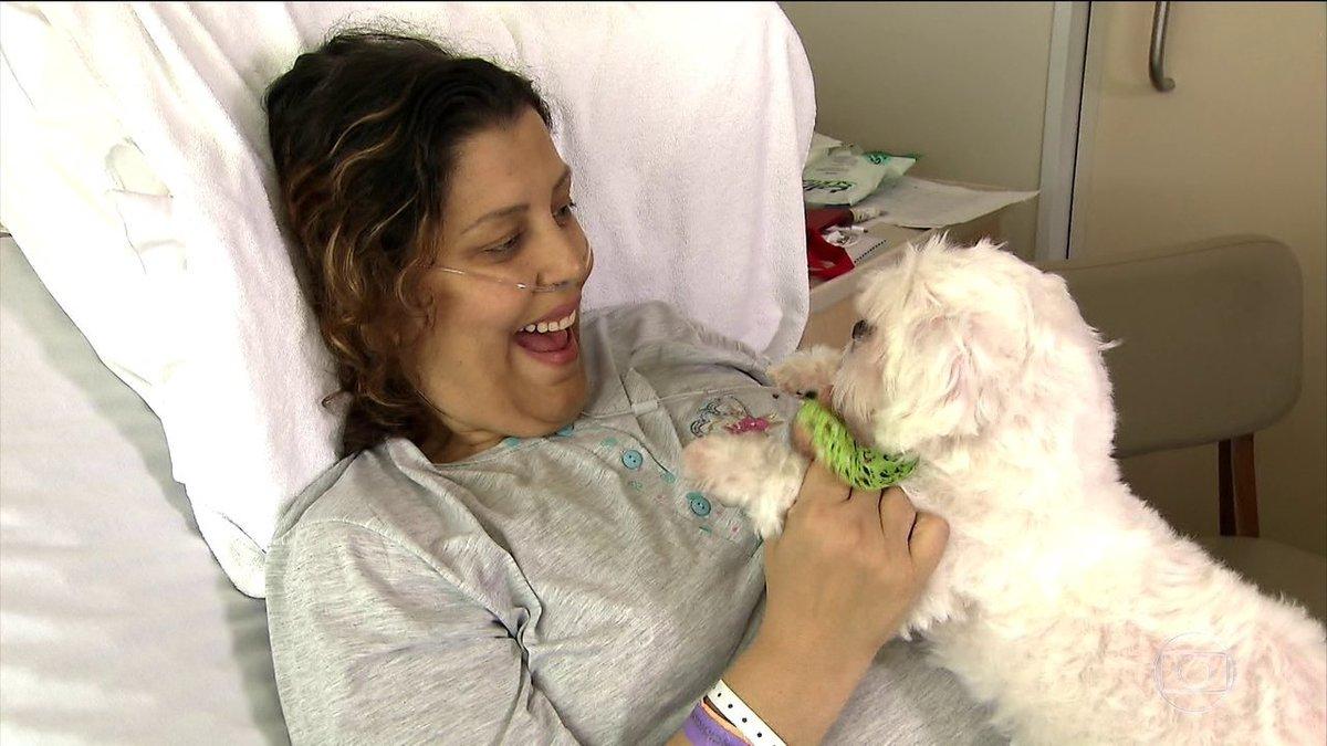 Câmara de São Paulo aprova projeto que permite visita de pets em hospitais https://t.co/ZMsaESJnlA #G1