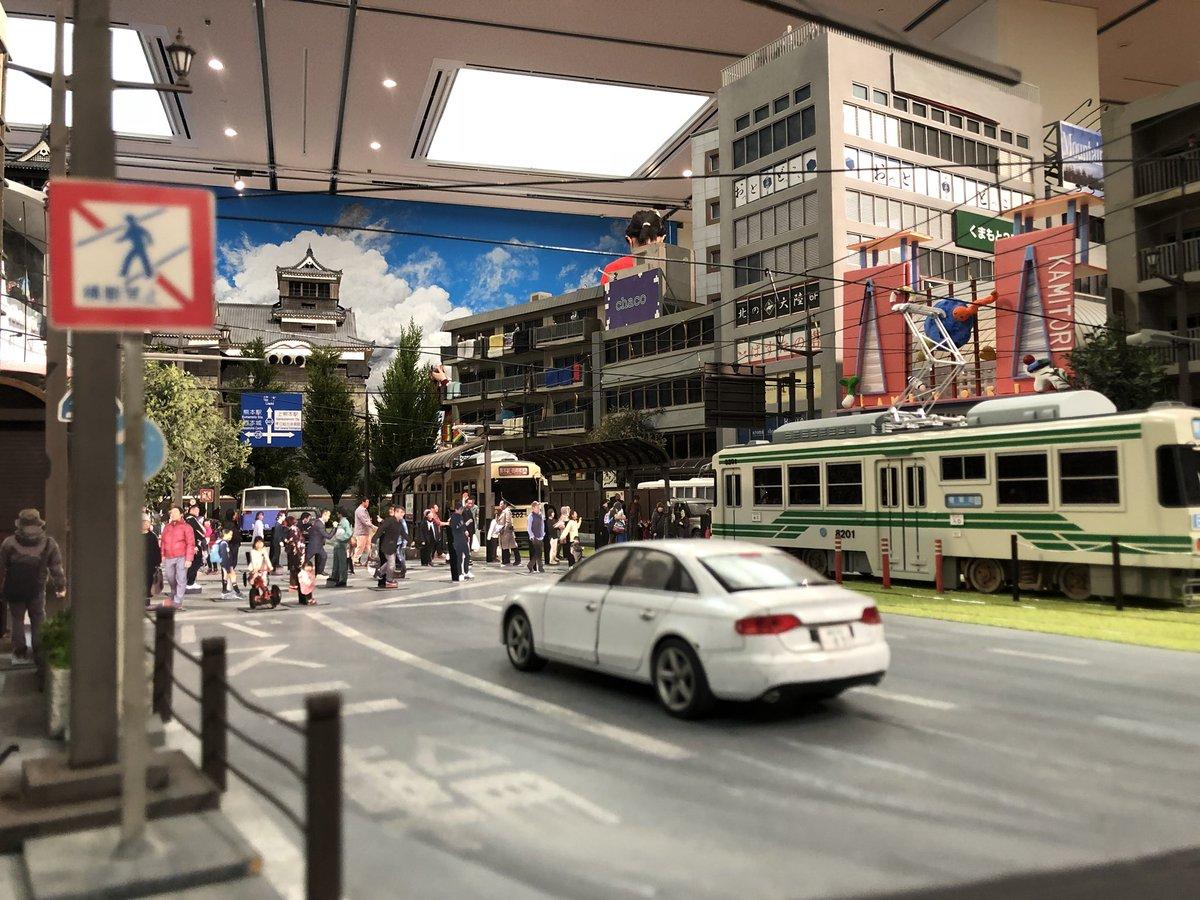 熊本市現代美術館の「熊本城×特撮美術」初日に行ってきたが、本当に凄い!目玉である...