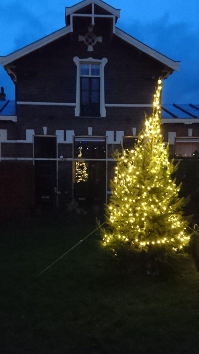 kerstboom badhuisplein