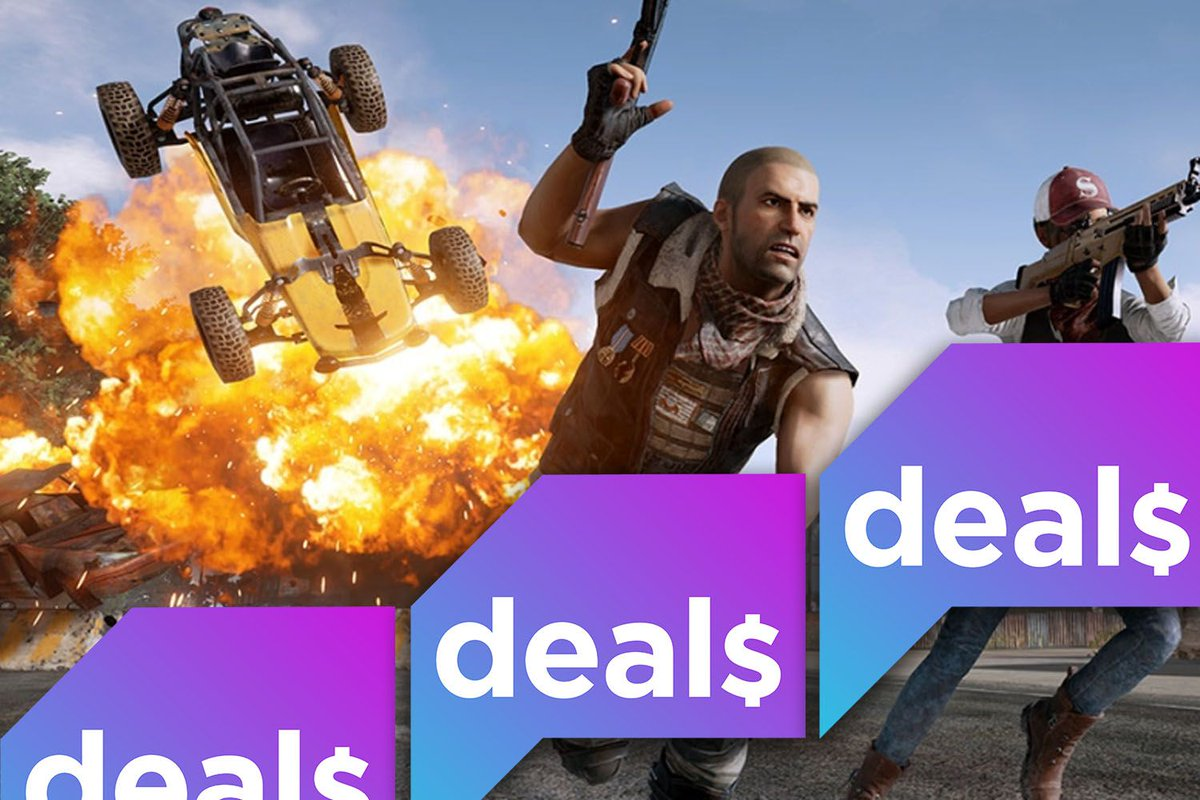 The best last-minute holiday gaming deals include a free copy of PUBG on Xbox https://t.co/wnABlYFyJU