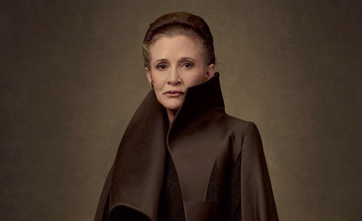 Em 'Star Wars: Os Últimos Jedi', uma vigorosa atuação da atriz Carrie Fischer: https://t.co/nxzlxOzR7E https://t.co/ebRAF71vUt