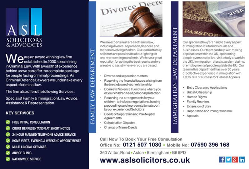 Call now to book your free consultation at ASL Solicitors & Advocates   https://t.co/fhozwUoQ6fhttps://t.co/tfbwSCvPC2https://t.co/h7Hqh5KamK