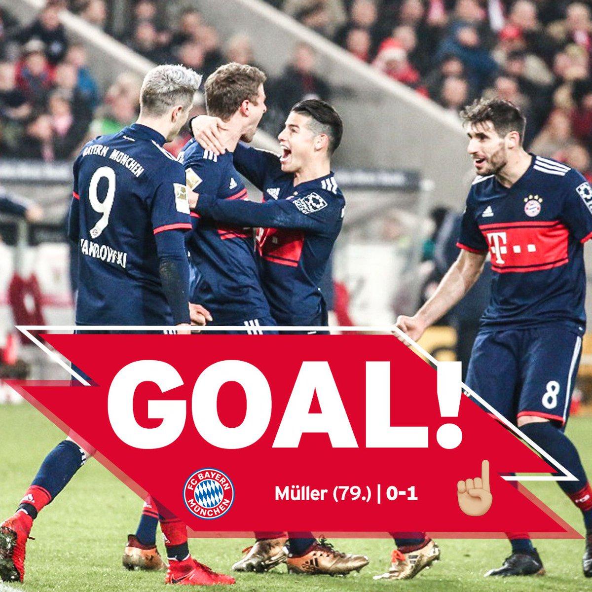 Chấm điểm trận Stuttgart 0-1 Bayern Munich