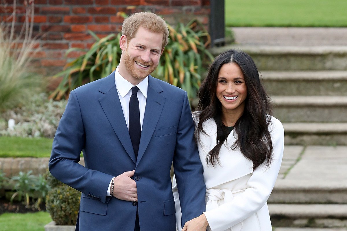 Prince Harry and Meghan Markle Will Share a Wedding Anniversary with These Famous Couples https://t.co/a1AAuExHRW