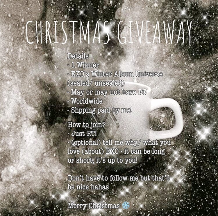 Exo Christmas Album Cover.Exogiveaway Hashtag On Twitter