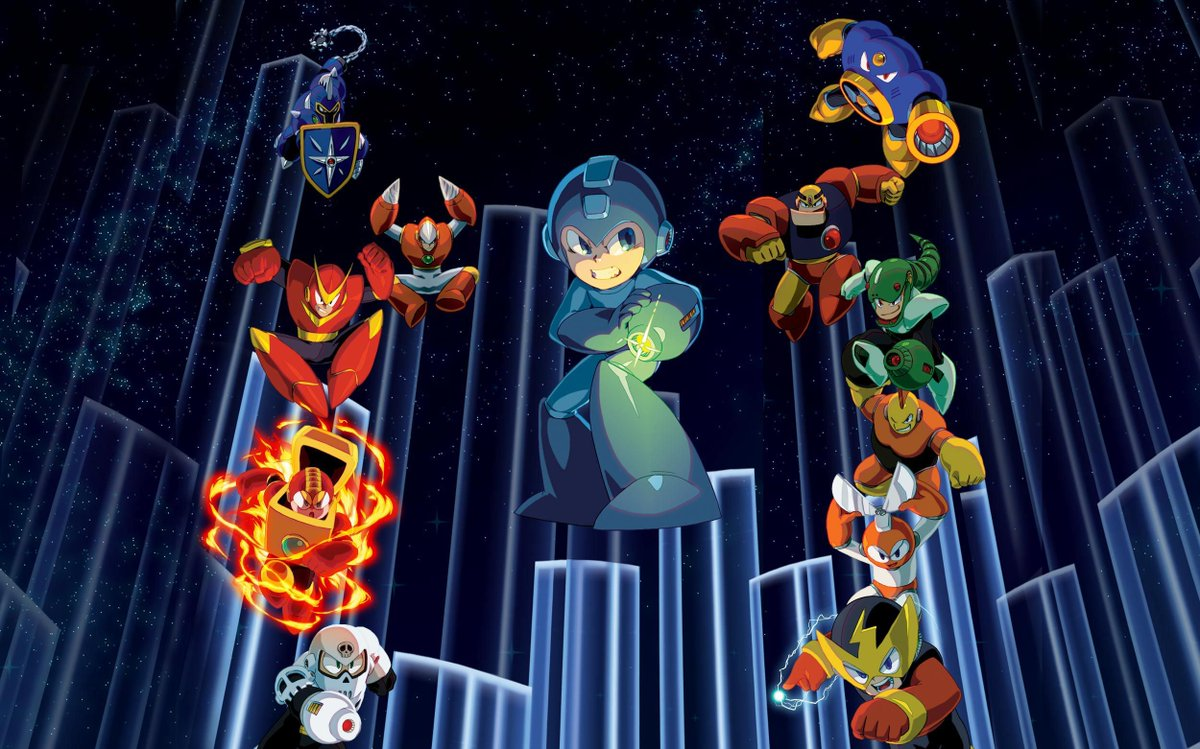 For Mega Man's 30th anniversary, we asked an expert to rank the series' 20 core games https://t.co/YNPG08Lnt2