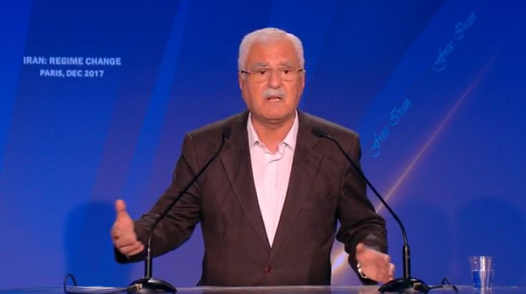 George Sabra: As #Iran&#39;ian &amp; #Syria&#39;ns, we know that we will be triumphant and the dictators will fall  #FreeSyria #FreeIran <br>http://pic.twitter.com/S8T4XUdTNx