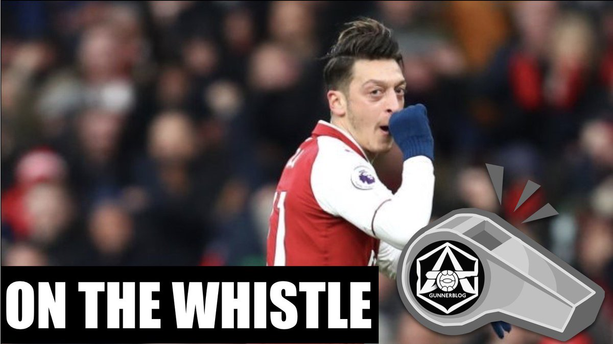 NEW VIDEO - On the Whistle: Arsenal 1-0 Newcastle - 'Ozil's audition for the Cazorla role' https://t.co/WUAIePu1U9