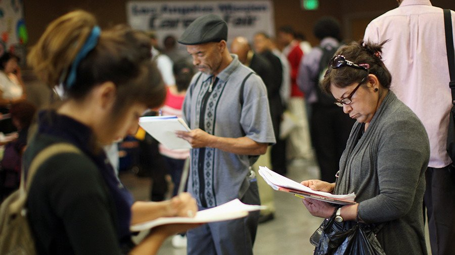 Minimum wage hike will axe 400k jobs in California – study https://t.co/lux4WlyPra