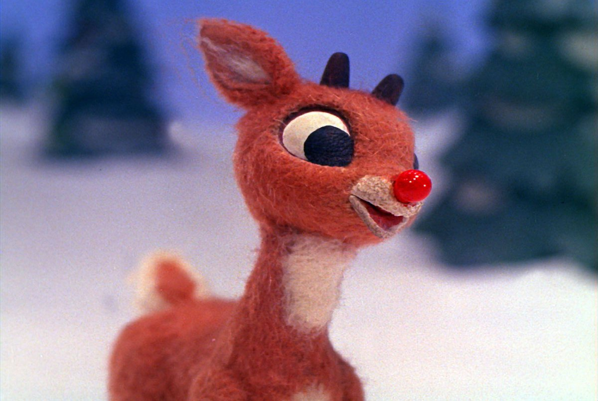 Rudolph is the only good reindeer https://t.co/XTWaVoMeE1