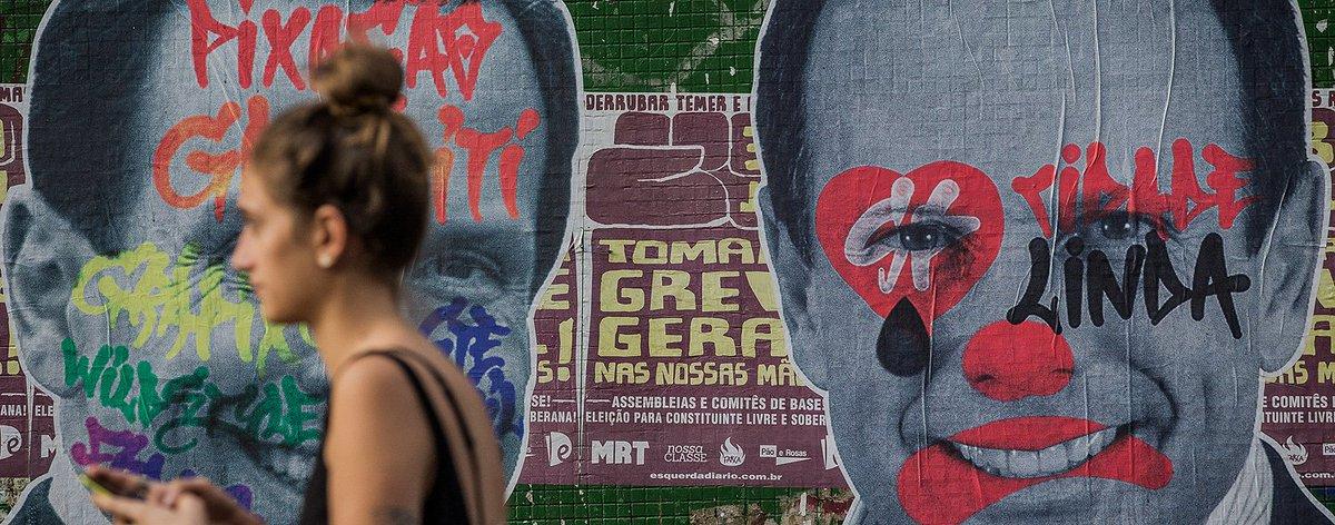 Com reprovação em alta, Doria passa da fase de 'lua de mel' com São Paulo. https://t.co/f32pvWKHkz