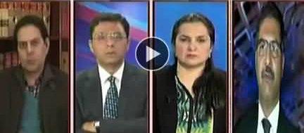 Nasim Zehra @ 8  - 16th December 2017 - PMLN Ki Nayi Cheek o Pukar thumbnail