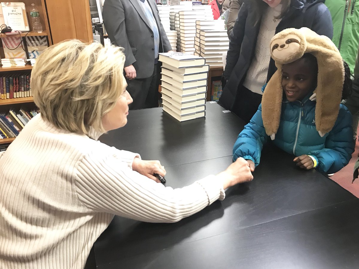 Some photos from the book tour. I met so many incredible people, including some little heros, & the occasional superhero... https://t.co/nqNAMl16yS