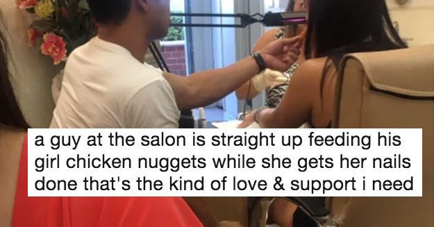 22 couples who are delightfully extra about their love https://t.co/YMREriQrxa