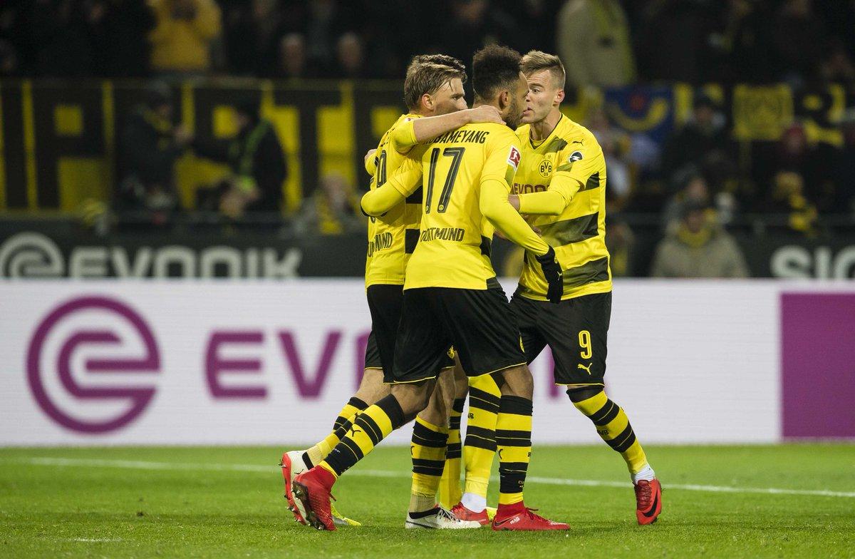 Bundesliga : Dortmund a renversé Hoffenheim