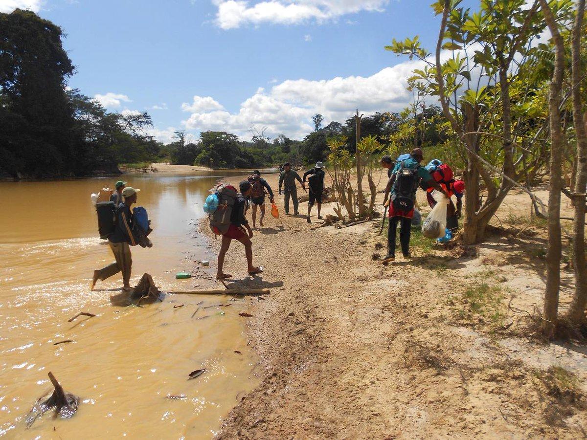 El Arco Minero nace en el sur de Venezuela y termina en la isla de Barbados https://t.co/Nvkrsi05d7  https://t.co/7duZ0QcnjS --