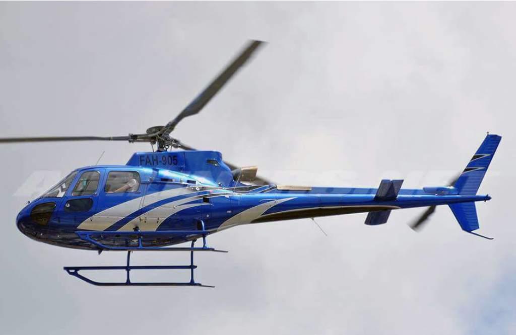 #ÚltimaHora Desaparece helicóptero donde viajaba hermana del presidente Juan Orlando Hernández https://t.co/IXgd3FaNdr