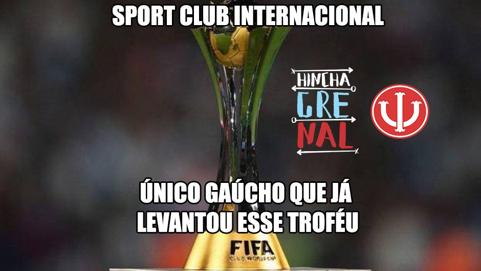 Campeão FIFA só o Inter. https://t.co/Gs...