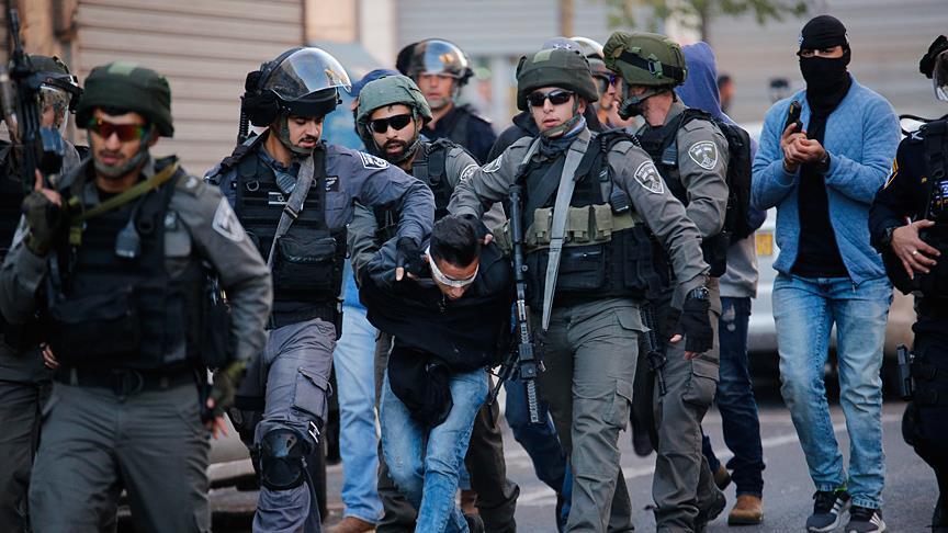 Kudüs ve Gazze'deki olaylarda 13 Filisti...