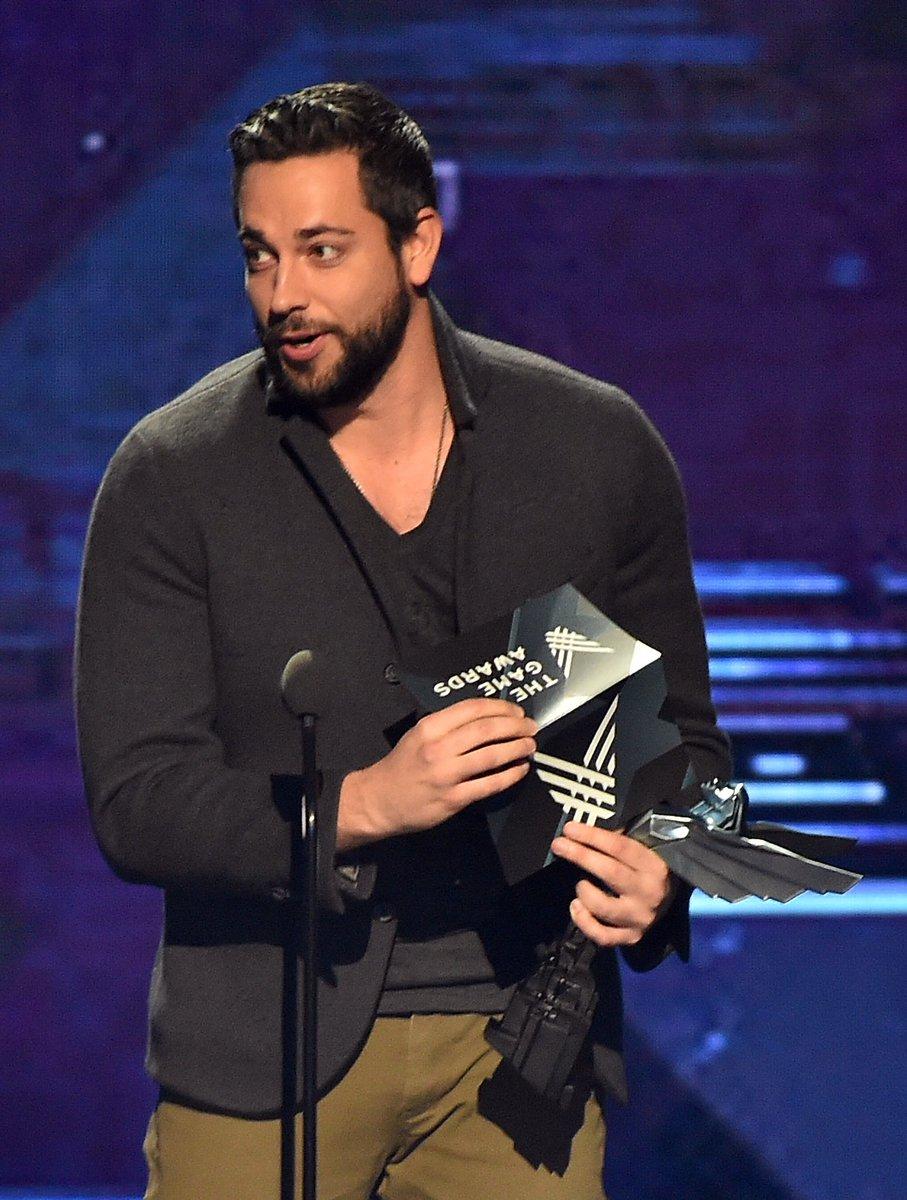 #TheGameAwards memory, Zachary Levi unlocks the winner to Best Action Game. @ZacharyLevi https://t.co/uVCj7vPSKB