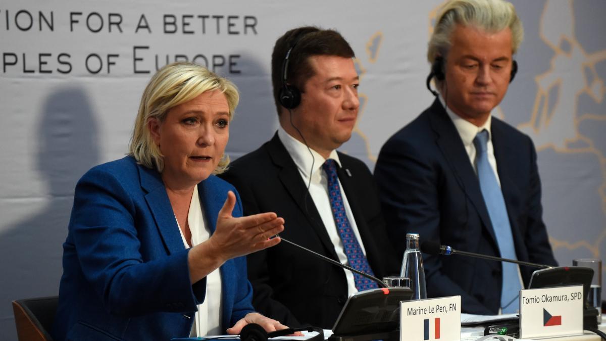 Rechtsnationalisten-Treffen: 'Islam ist mit den Werten unseres Kontinents nicht vereinbar' https://t.co/VYWv8fcrqV