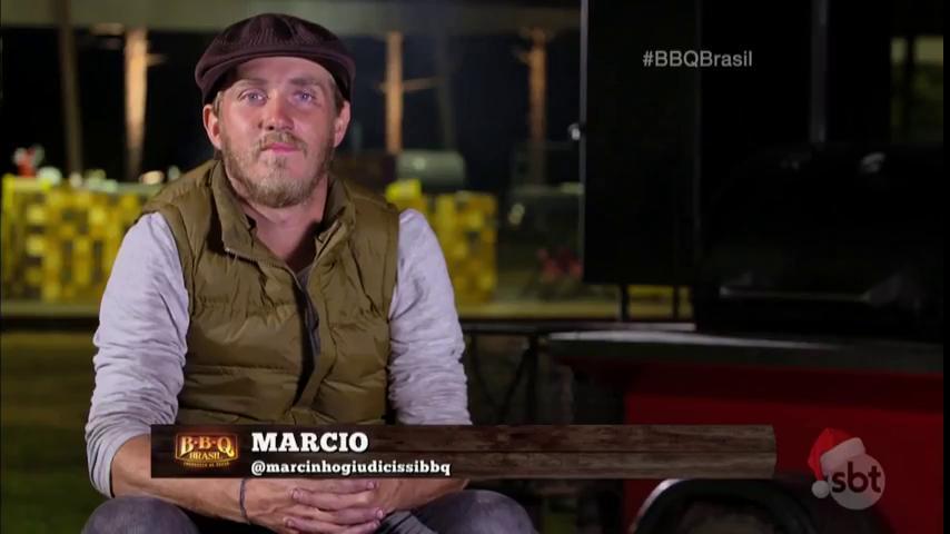E o Marcinho foi eliminado #BBQBrasil #B...