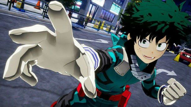 New Gameplay Shows My Hero Academia: One's Justice In Action https://t.co/vKU3Pl18V3