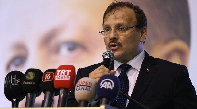 Başbakan Yardımcısı Hakan Çavuşoğlu: Kud...
