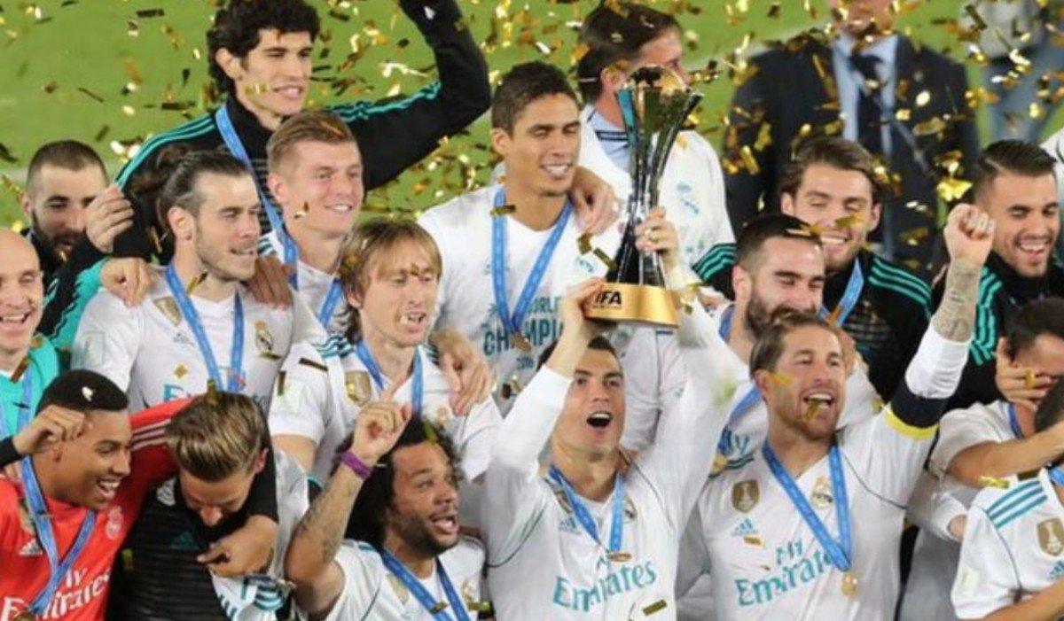 Real Madrid campione del mondo, Cristiano Ronaldo eguaglia Pelé - https://t.co/tSpP5749a3 #blogsicilianotizie #todaysport