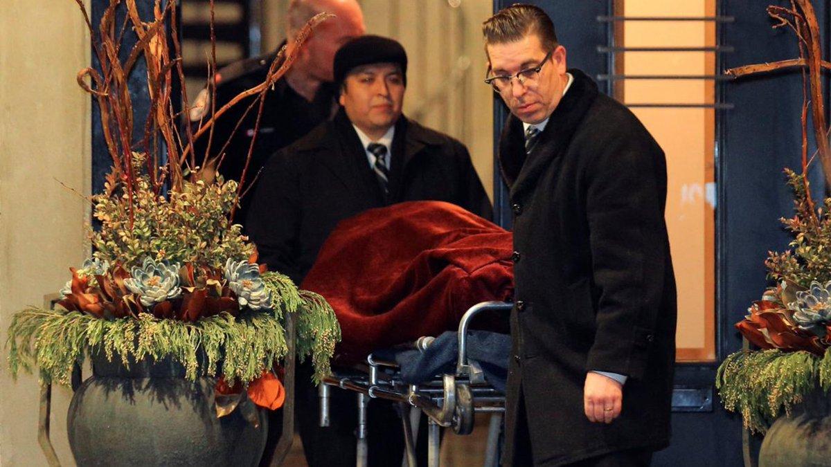 Misteriosa muerte de una pareja de multimillonarios en Canadá   https://t.co/xeyBkQhnZg