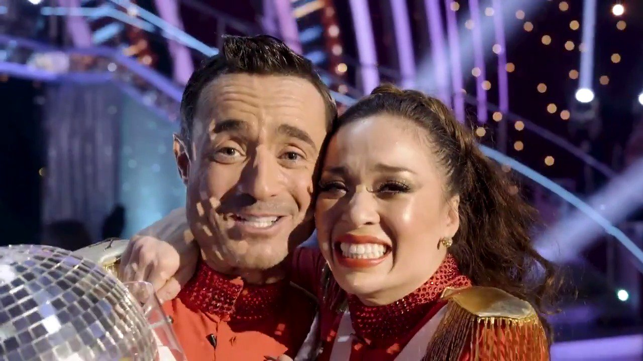💗 Joe and Katya would like to thank all of you that supported them #Strictly #StrictlyFinal https://t.co/RAchLNwY3S