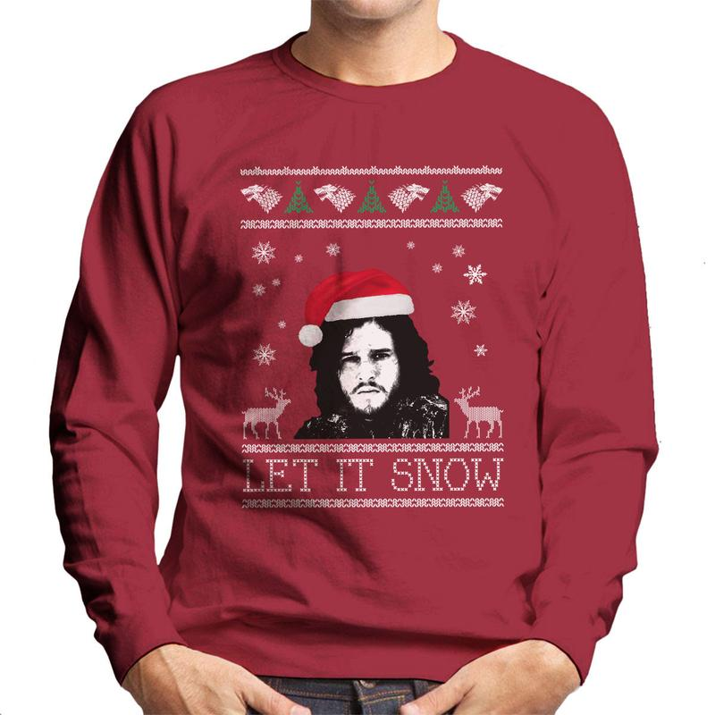 Need a last minute #ChristmasJumper? Try this punny #GameOfThrones offering https://t.co/dvqN8Dsl6X