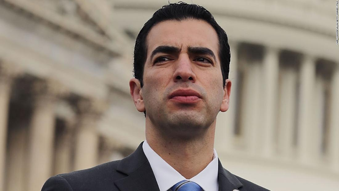 JUST IN: Democratic Rep. Ruben Kihuen of Nevada won't run for re-election amid sexual harassment allegations https://t.co/KO4RrGGLeb