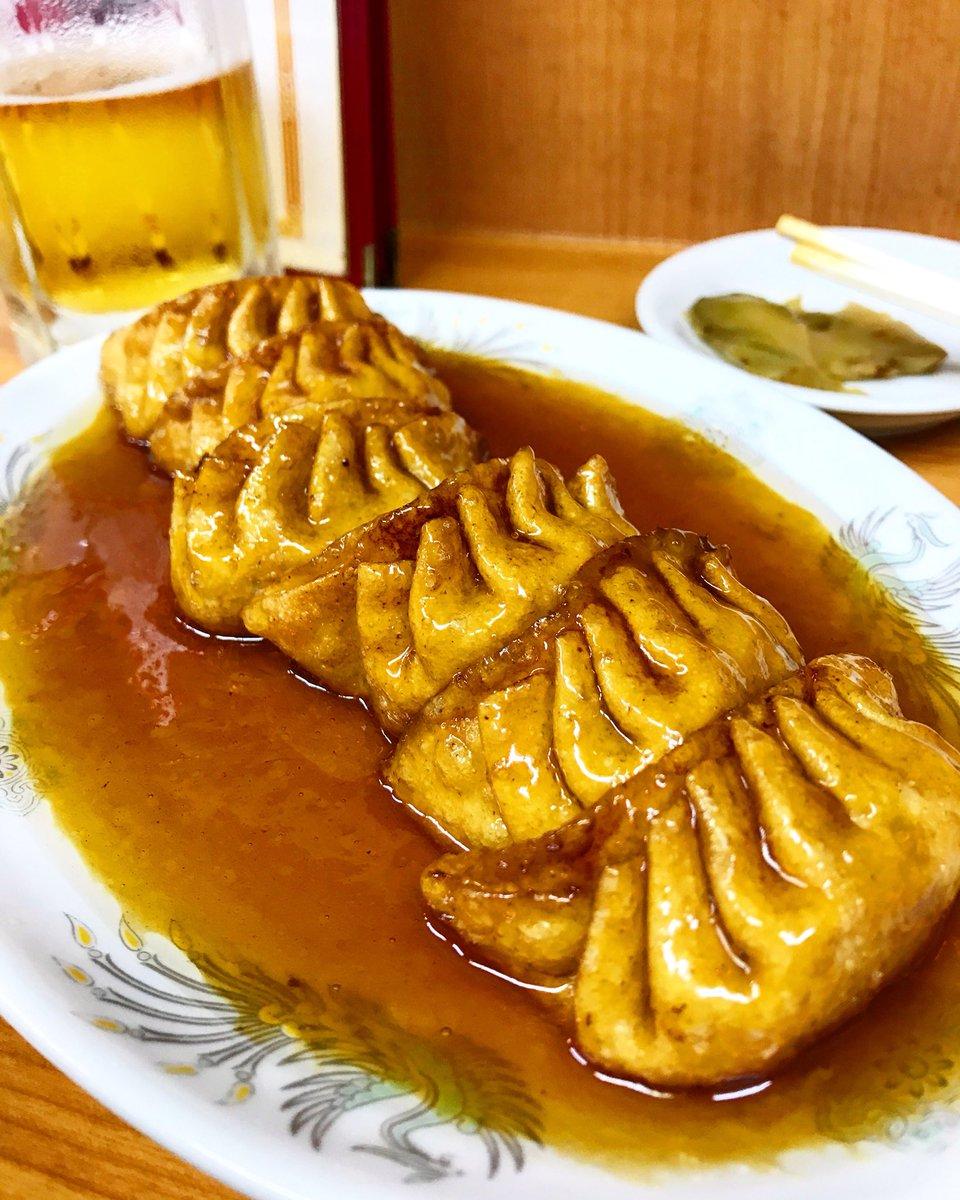 東京で一番美味い餃子を出す店はどこ?と聞かれたら絶対に白山駅近くの「兆徳」って言う!  全部の餃子が…