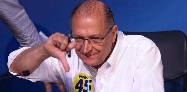Por tempo de TV, Alckmin quer ser o novo Aécio, o tucano de Temer - https://t.co/xBXBFpZU77