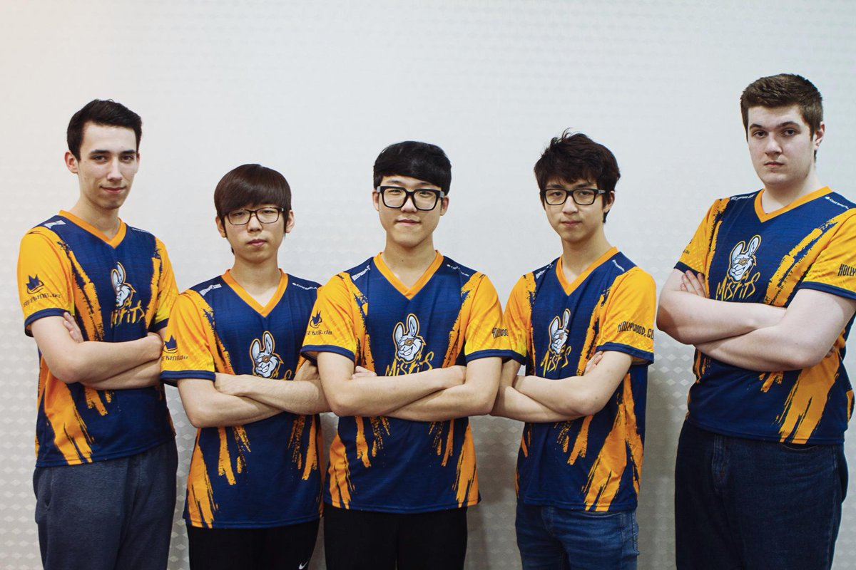 #throwback to one year ago when these Five found themselves in a Korean bootcamp ahead of the first Misfits LCS Split, what a year it has been! #TheHerd   https://www. instagram.com/p/Bcx__u8hoXV/  &nbsp;   <br>http://pic.twitter.com/65d8RQO4zs