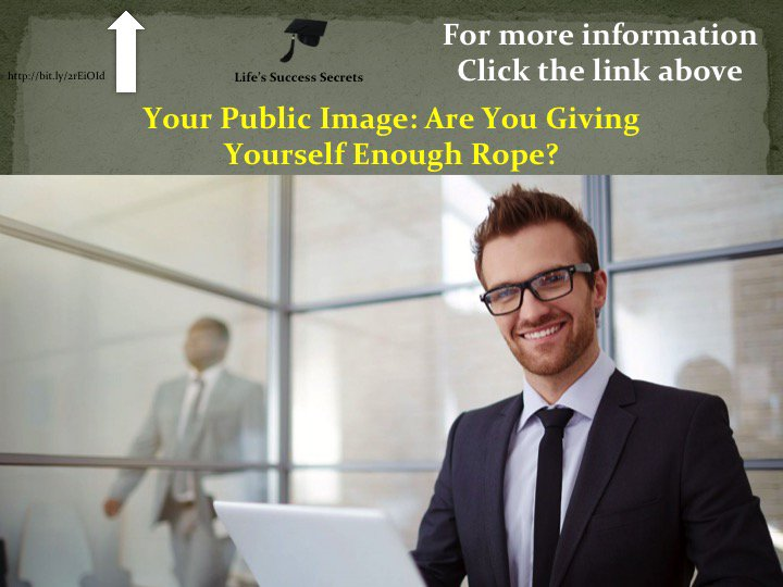 #USA #UK #ZA #NZ - - - Are you developing your public image adequately? https://t.co/qcPoMc8XGO https://t.co/lHJJRNgN8c