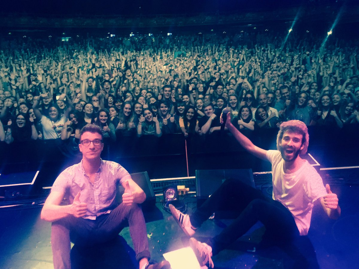 Ajr on twitter sprained my ankle during three thirty tonight ajr on twitter sprained my ankle during three thirty tonight kansas city you kept me going thank you guys j kristyandbryce Choice Image