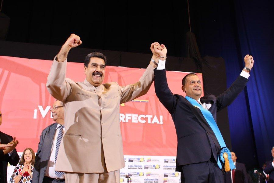 23Dic - Dictadura de Nicolas Maduro - Página 23 DRNaQ3HXkAEJTTK