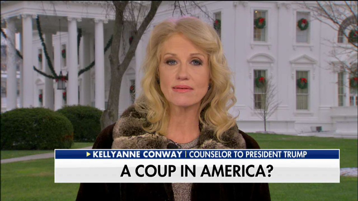 .@KellyannePolls: 'The fix was in against @realDonaldTrump from the beginning, and they were pro-Hillary... They can't possibly be seen as objective or transparent or even-handed or fair.' @WattersWorld