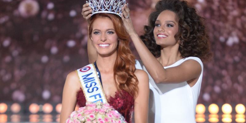 Miss Nord-Pas-de-Calais, Maëva Coucke, remporte la couronne de Miss France 2018 https://t.co/IbTuJXagTB